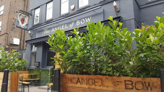 Image of Angel of Bow