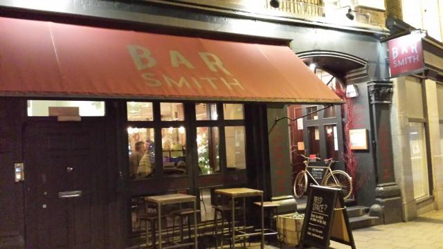 Image of Bar Smith