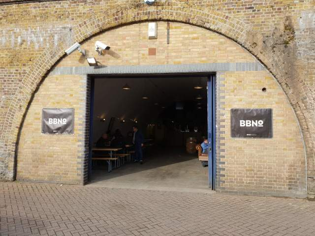 Image of BBNos Peckham Barrel Store and Tap Room