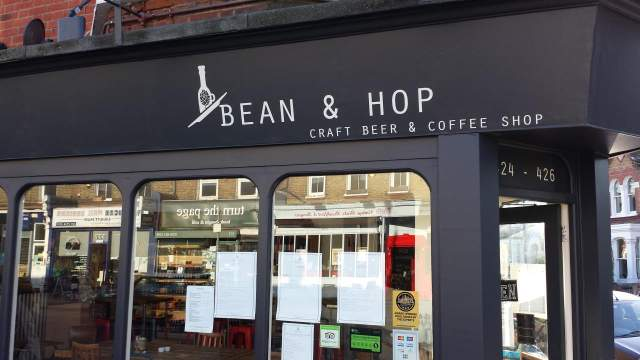 Image of Bean & Hop
