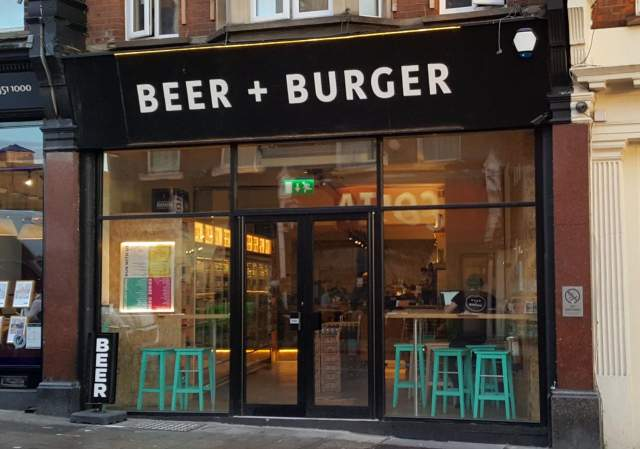 Image of Beer and Burger (Willesden)