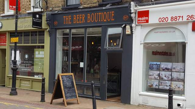 Image of Beer Boutique Wandsworth