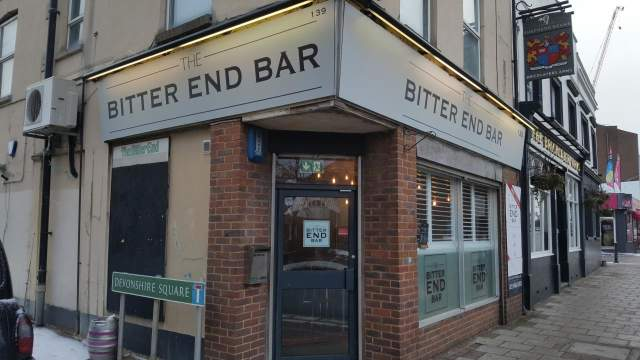 Image of The Bitter End