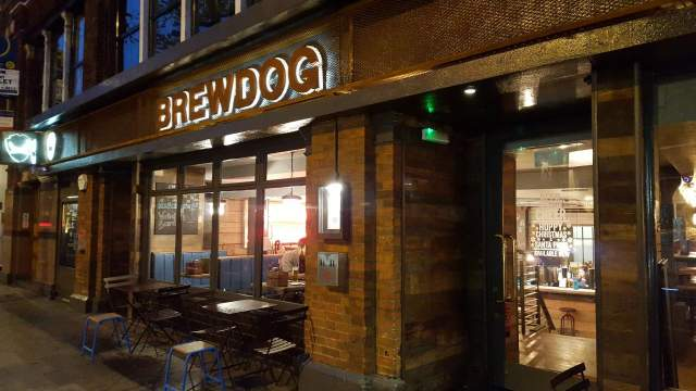 Image of BrewDog Clerkenwell
