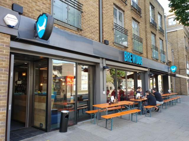 Image of BrewDog Angel