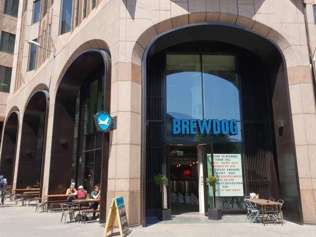 Image of BrewDog Tower Hill