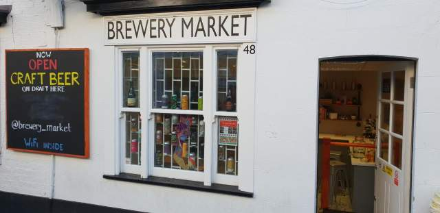 Image of Brewery Market