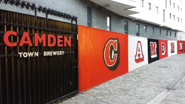 Image of Camden Brewery Tap