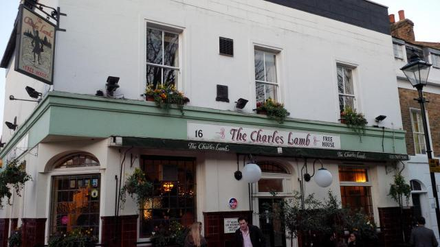 Image of The Charles Lamb