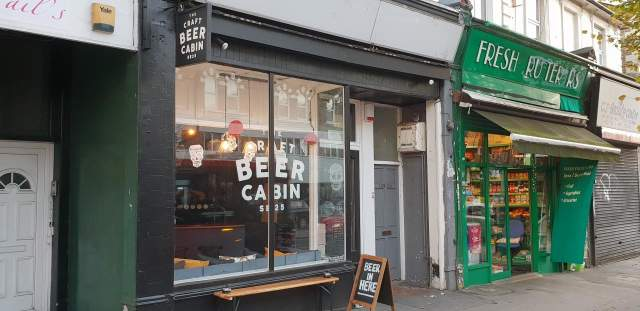 Image of Craft Beer Cabin