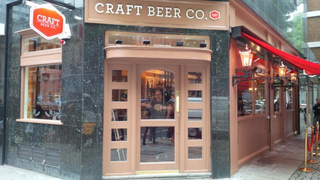 Image of Craft Beer Co, Covent Garden