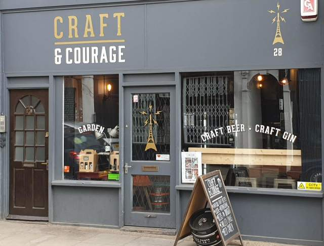 Image of Craft & Courage