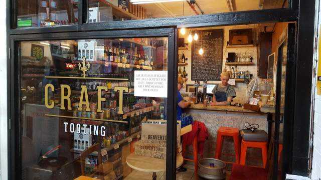 Image of Craft Tooting