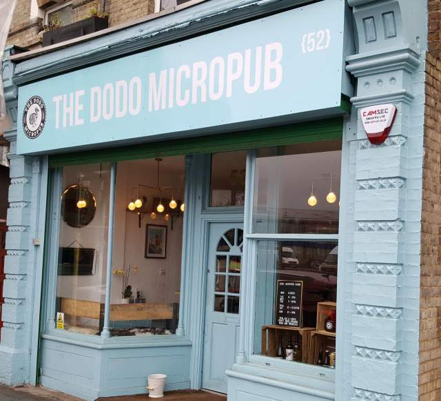 Image of The Dodo Micropub