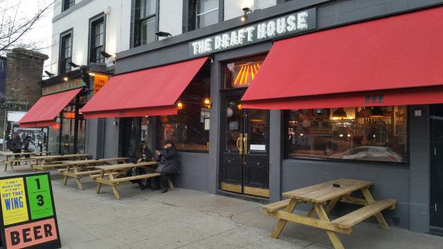 Image of Draft House Camden Road