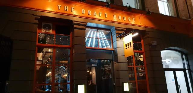 Image of Draft House Farringdon