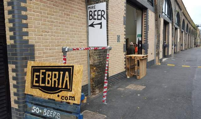 Image of Eebria Tap Room