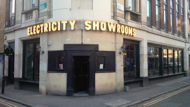Image of Electricity Showrooms