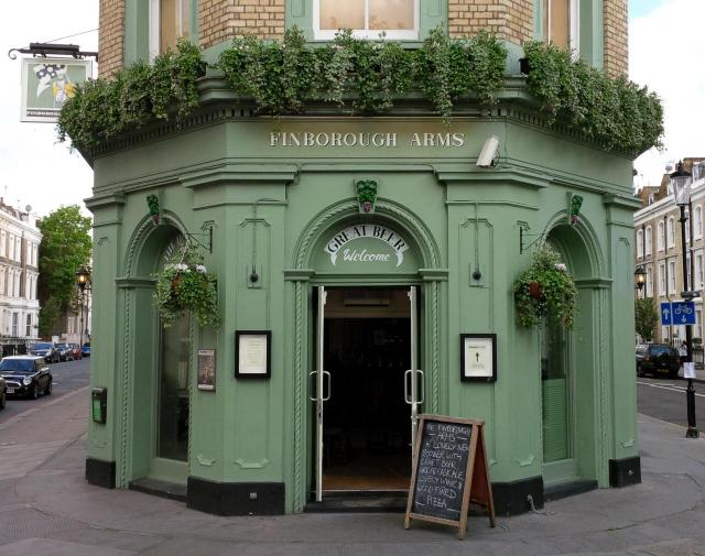 Image of Finborough Arms