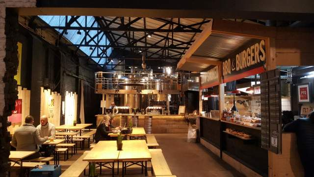 Image of German Kraft Tap Room (at Mercato Metropolitano)