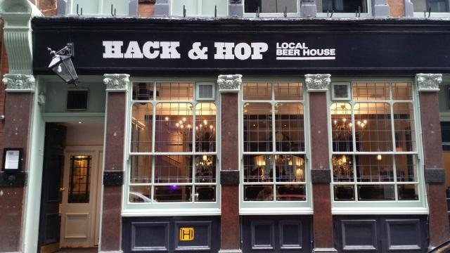 Image of Hack and Hop