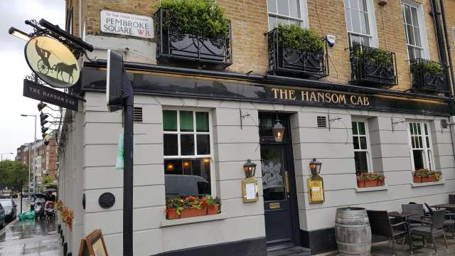Image of The Hansom Cab