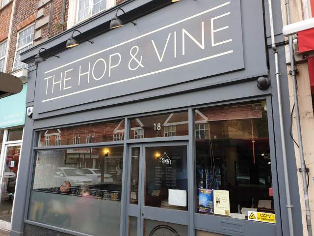 Image of The Hop and Vine Bar