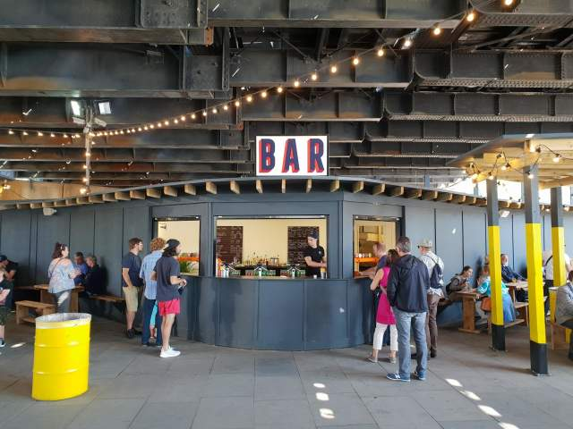 Image of Hop Locker Bar Under the Bridge