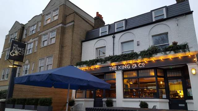 Image of The King & Co