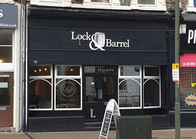 Image of Lock & Barrel