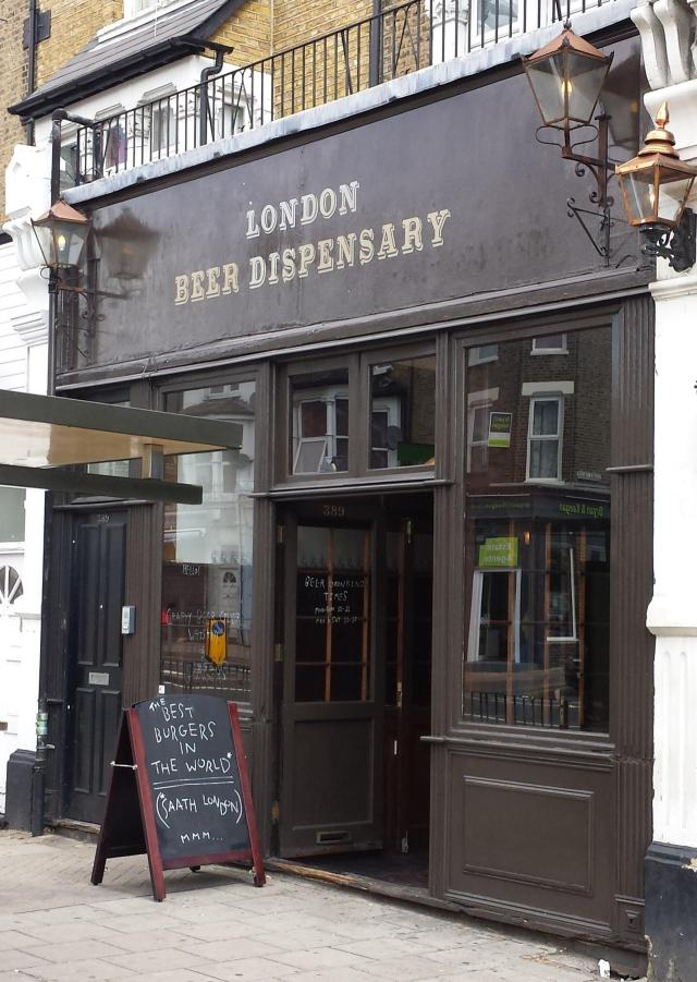 Image of London Beer Dispensary