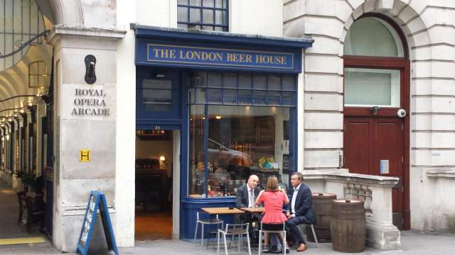 Image of London Beer House
