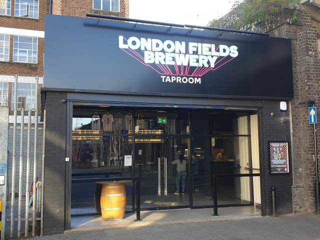 Image of London Fields Tap Room