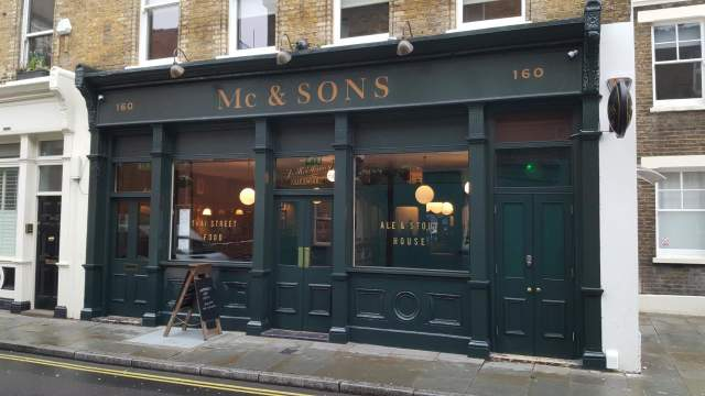 Image of Mc and Sons