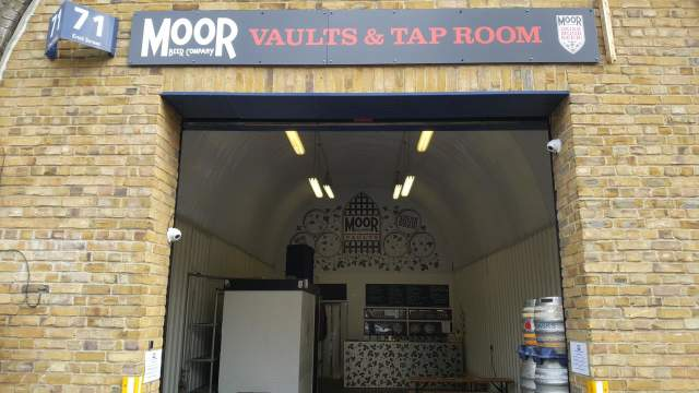 Image of Moor Beer Vaults & Tap Room