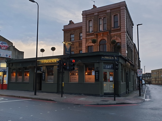 Online guide to Good Beer Pubs in London - News