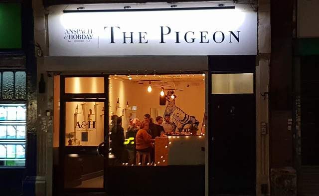 Image of The Pigeon