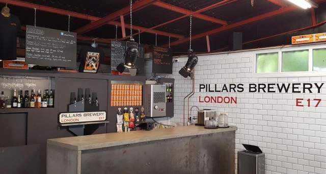 Image of Pillars Brewery Tap