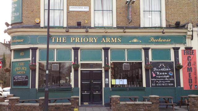 Image of Priory Arms