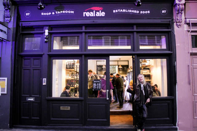 Image of Real Ale Notting Hill