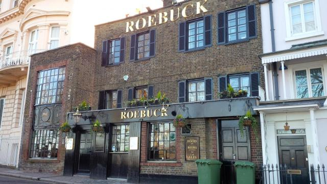 Image of The Roebuck