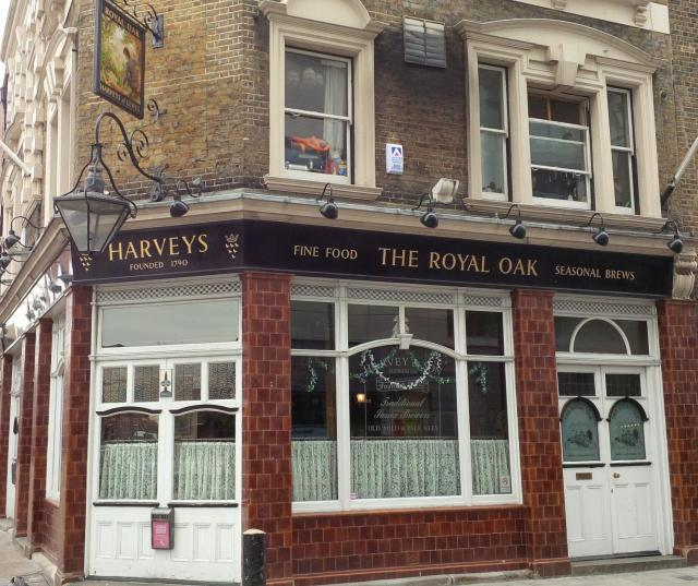 Image of The Royal Oak, SE1
