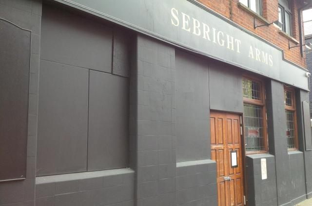 Image of Sebright Arms