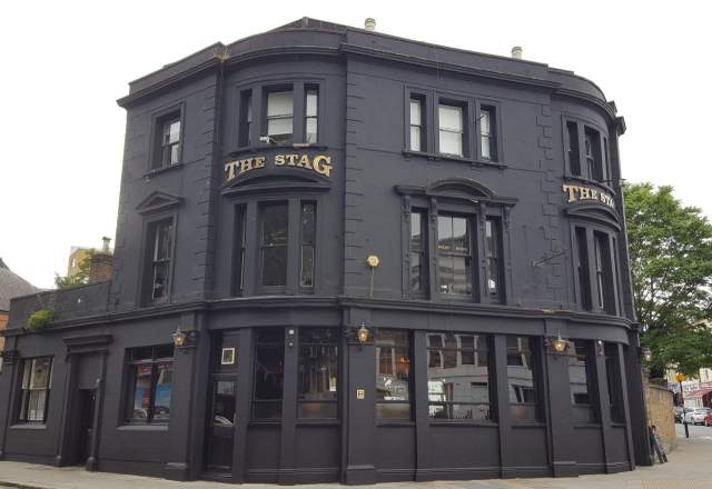 Image of The Stag