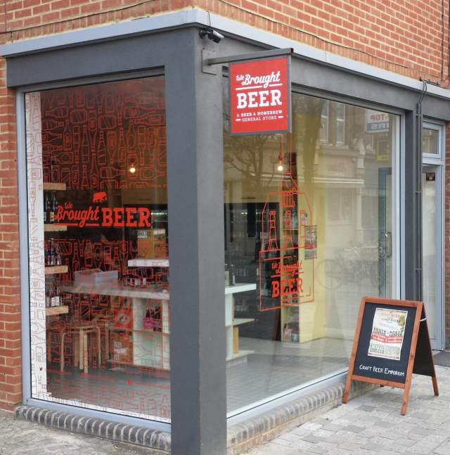 Image of We Brought Beer (Balham)