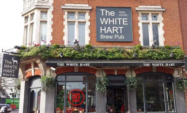 Image of The White Hart Brew Pub